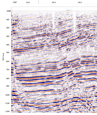 Seismic Profile
